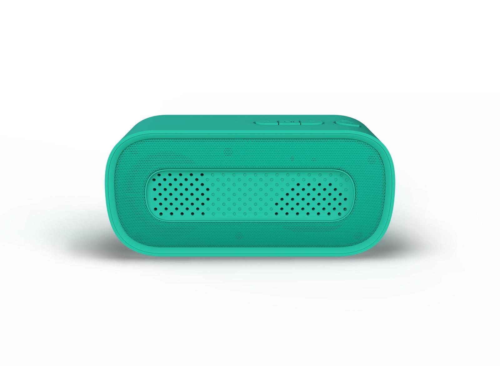 Black Dot B1 Pocket Bluetooth Speaker - Green image