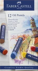 Faber-Casell: Creative Studio Oil Pastel (Set of 12)