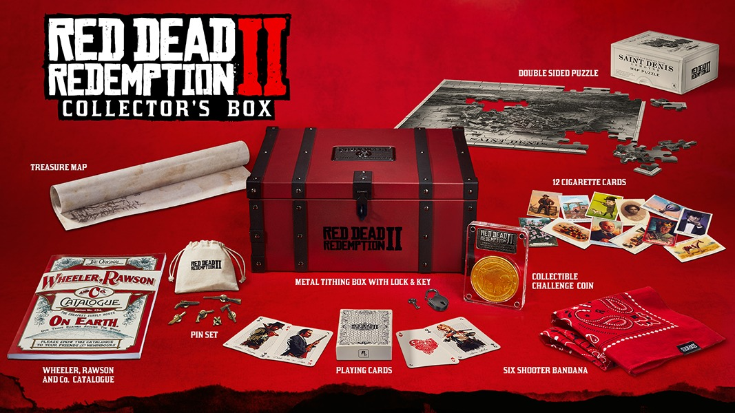 Red Dead Redemption 2 Collector's Box (game not included) for Xbox One image