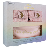 Disney Sleeping Beauty Eye Mask & Bed Sock Set image