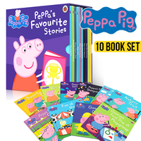 Peppa Pig: Peppa's Favourite Stories