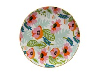 Maxwell & Williams: Teas & C's Glastonbury Plate - Alpinia White (20cm)