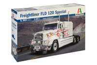 Italeri 1/24 Freightliner FLD 120 Special - Scale Model Kit