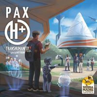 Pax Transhumanity - Board Game