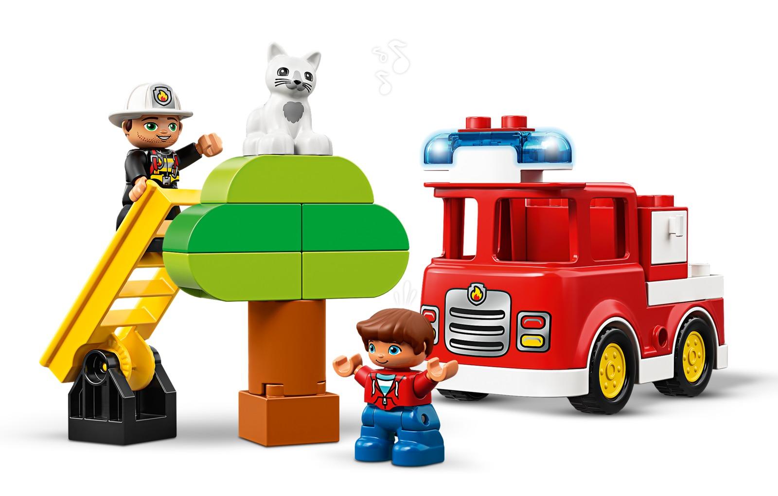 LEGO DUPLO - Fire Truck image