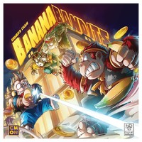 Banana Bandits - Board Game