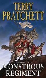 Monstrous Regiment (City Watch / Ankh-Morpork Times) by Terry Pratchett image