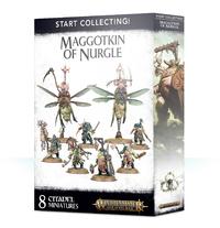 Start Collecting! Maggotkin Of Nurgle