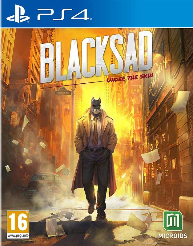 Blacksad: Under the Skin for PS4
