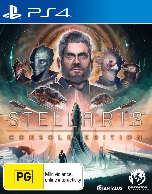 Stellaris Console Edition for PS4