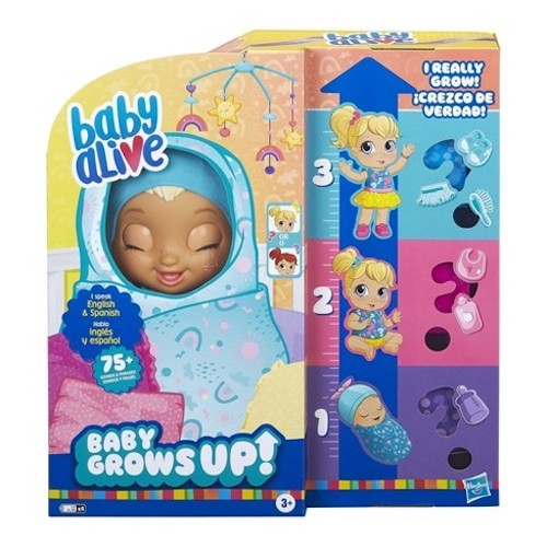Baby Alive: Baby Grows Up