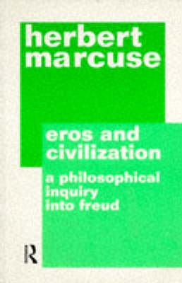Eros and Civilization by Herbert Marcuse image