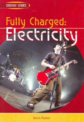 Full Power: Electricity by Steve Parker image