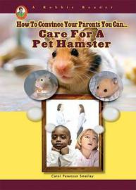 Care for a Pet Hamster by Carol Parenzan Smalley image
