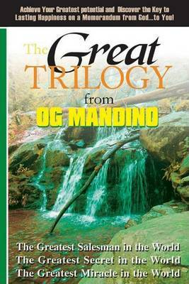 The Og Mandino Great Trilogy by Og Mandino image