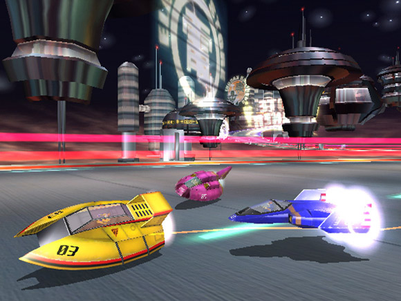 F-Zero GX for GameCube image