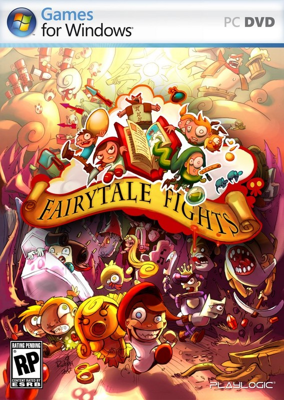 Fairytale Fights for PC Games