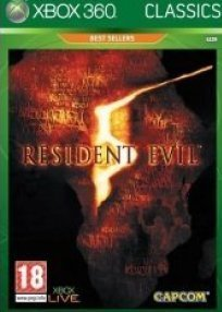 Resident Evil 5 (Classics) for Xbox 360