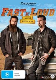 Fast N' Loud: Retro Replicars on DVD
