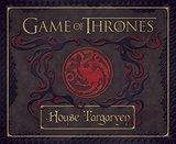 Game of Thrones Deluxe Stationery Set - House Targaryen