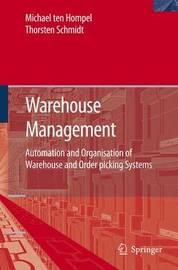 Warehouse Management by Michael ten Hompel