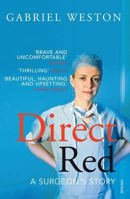 Direct Red by Gabriel Weston image