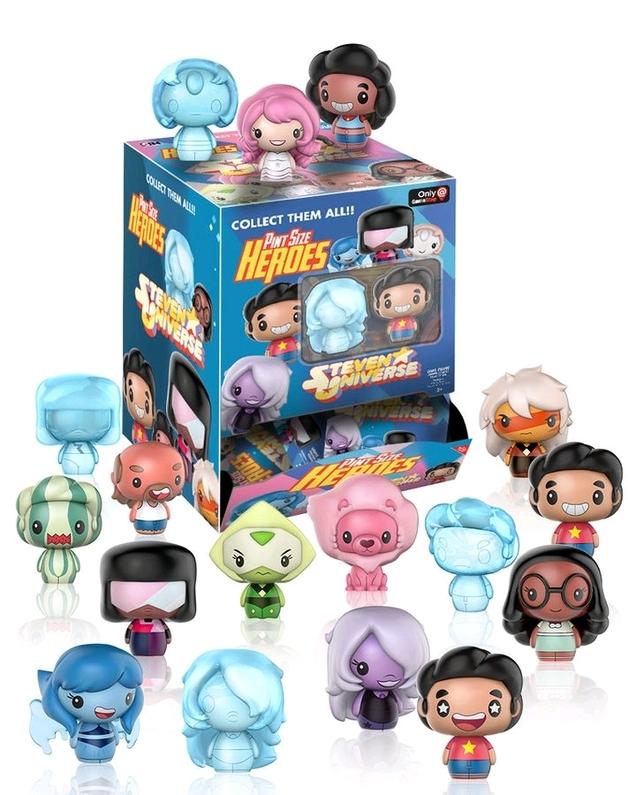 Steven Universe: Pint Size Heroes GS US Exclusive - Mini-Figure (Blind Box)