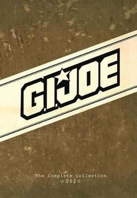 G.I. Joe The Complete Collection Volume 2 by Steve Grant image