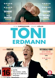 Toni Erdmann on DVD
