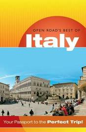 Open Road's Best of Italy by Douglas Morris image