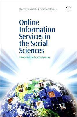Online Information Services in the Social Sciences by Neil Jacobs image