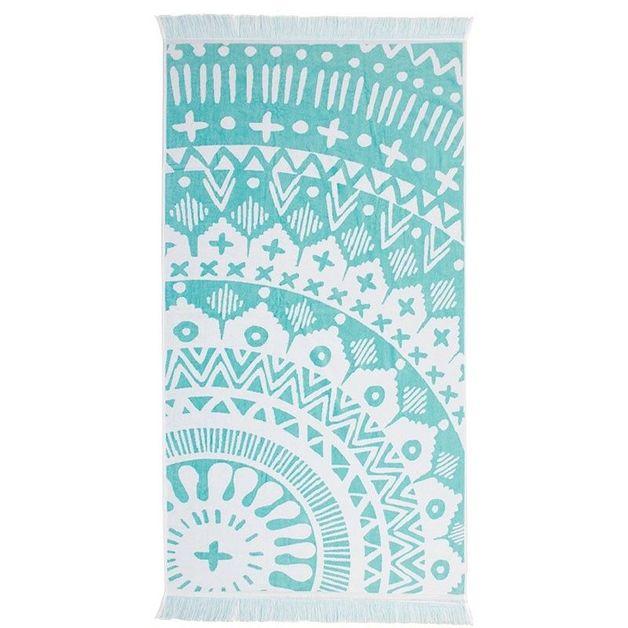 Bambury Egyptian Cotton Beach Towel (Leilani)