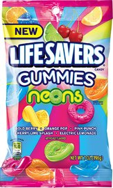 Lifesavers Gummies Neons Bag (198g)