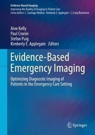 Evidence-Based Emergency Imaging image