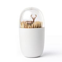 Qualy Deer Meadow (Toothpick Holder)