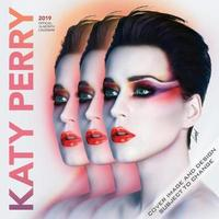 Katy Perry 2019 Square Wall Calendar by Inc Browntrout Publishers image
