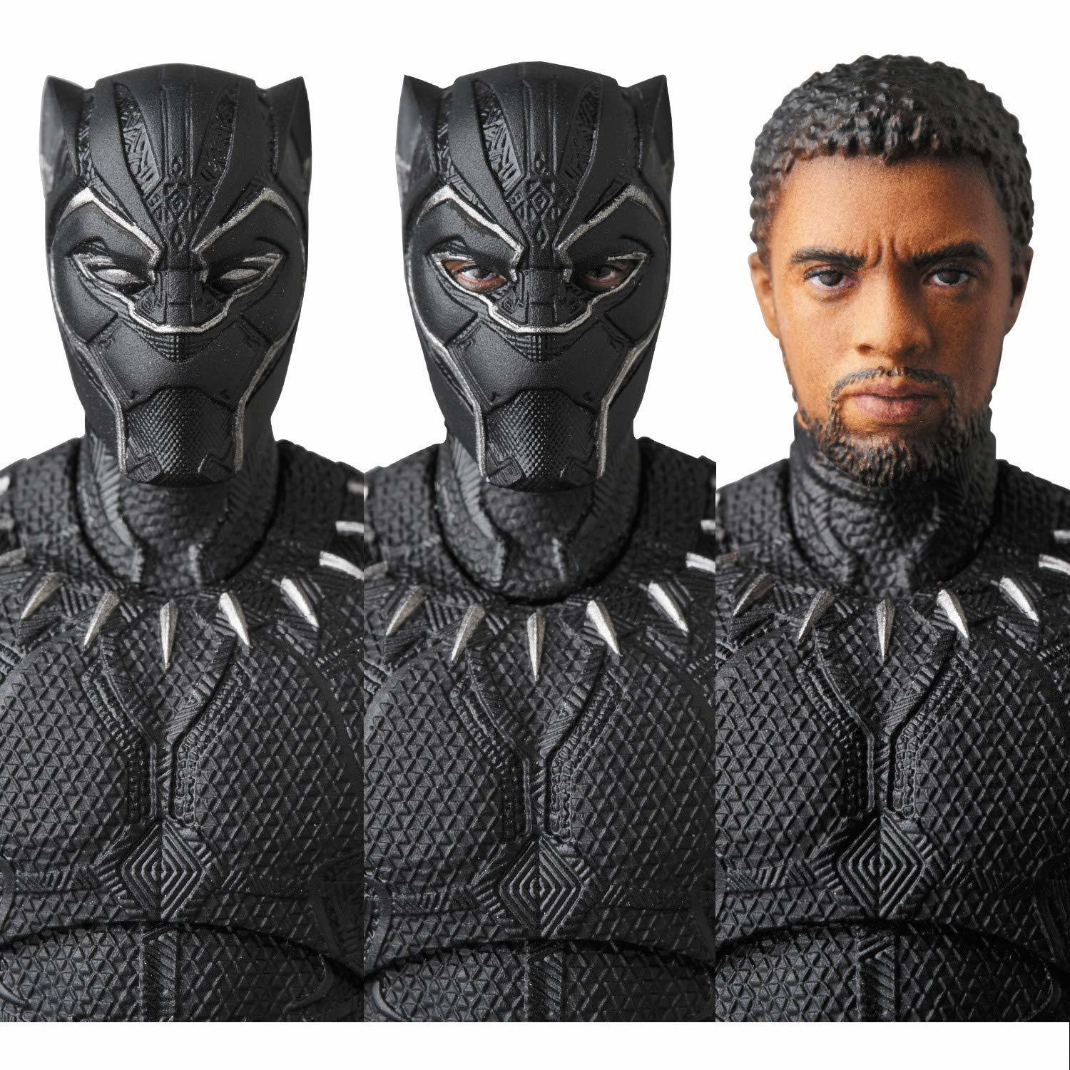 MAFEX Black Panther - Action Figure image