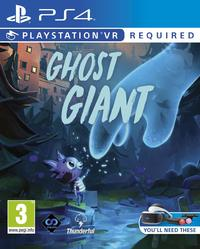 Ghost Giant VR for PS4