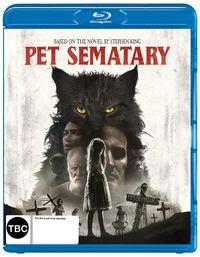Pet Semetary (2019) on Blu-ray
