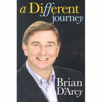 A Different Journey by Brian D'Arcy image