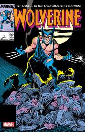 Wolverine - #1 Facsimile Edition by Chris Claremont
