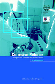 Corrosive Reform by Carl Warren Afford