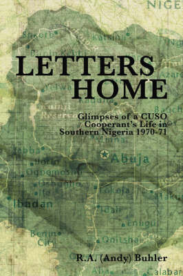 Letters Home by R.A. Buhler image