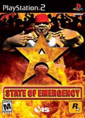 State Of Emergency (SH) for PS2