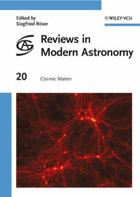 Reviews in Modern Astronomy: 20