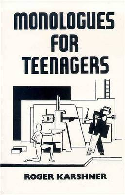 Monologues for Teenagers image