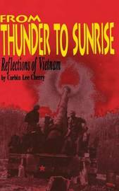 From Thunder to Sunrise by Corbin L Cherry