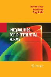 Inequalities for Differential Forms by Ravi P Agarwal