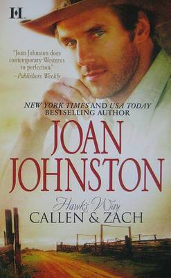 Hawk's Way: Callen & Zach by Joan Johnston