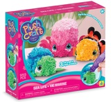 PlushCraft: 3D Sea Life Minis Craft Kit